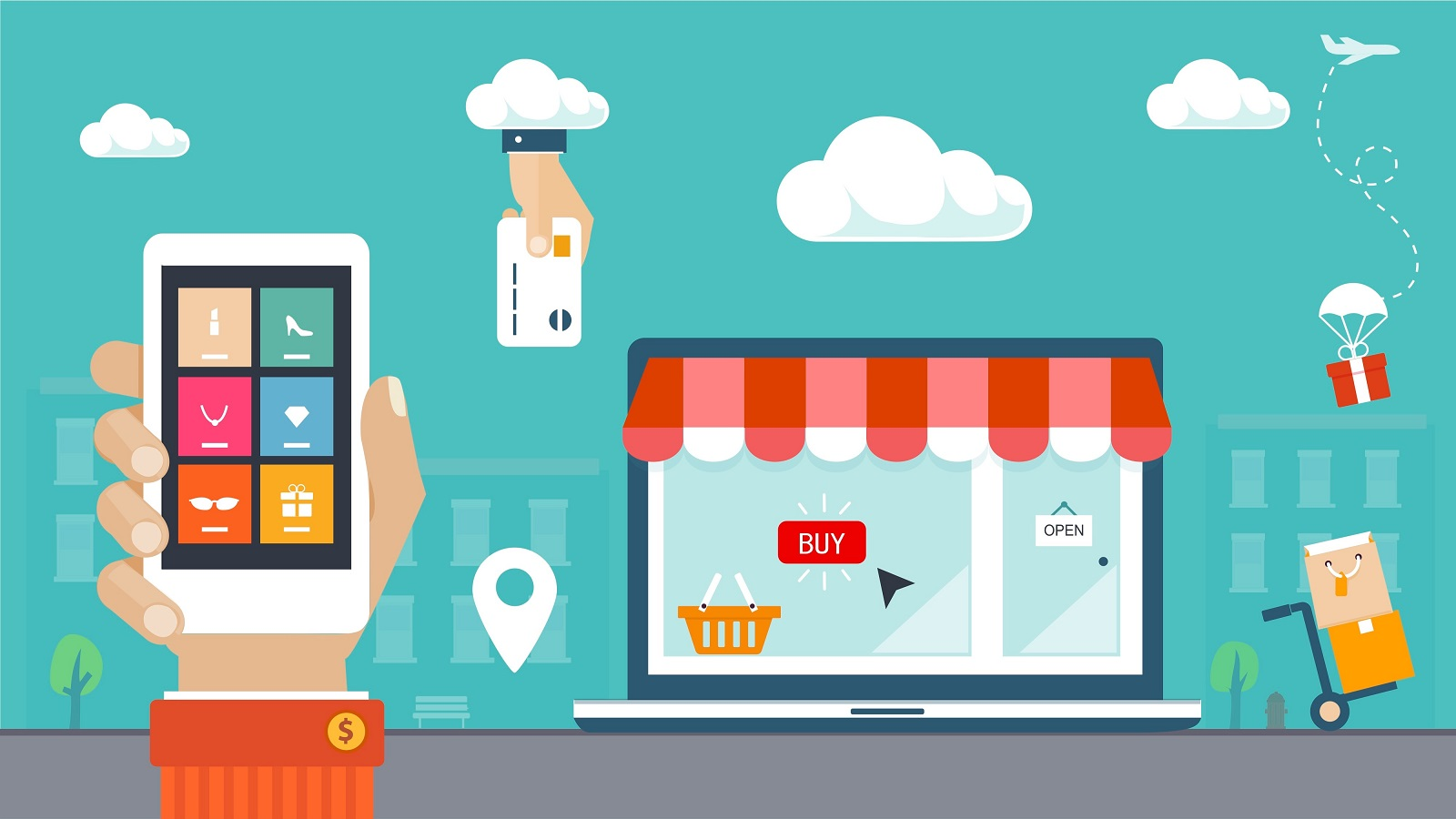 Better eCommerce with ERP