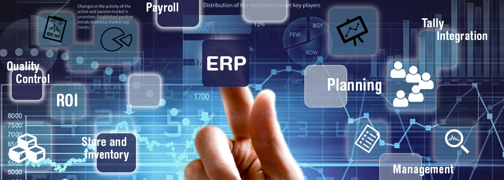 How Manufacturers Can Benefit from Modern ERP