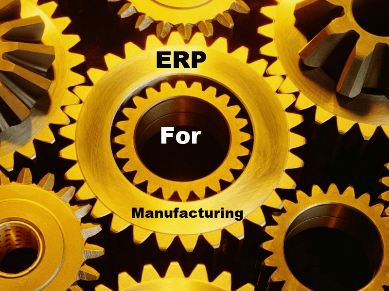 Growing the Manufacturing Sector through Cloud ERP