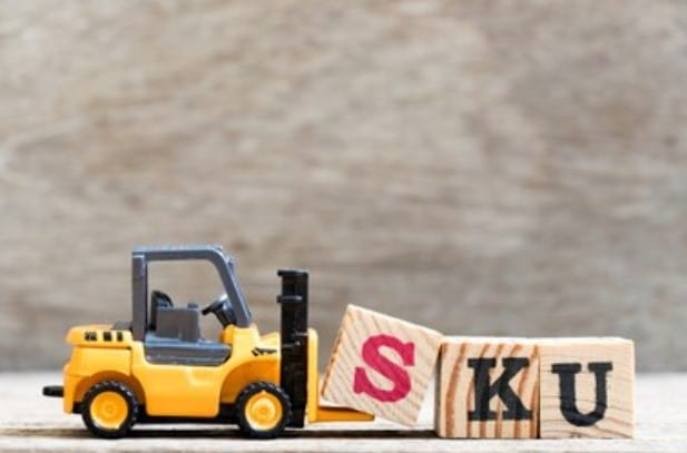What is a Stock Keeping Unit (SKU)?