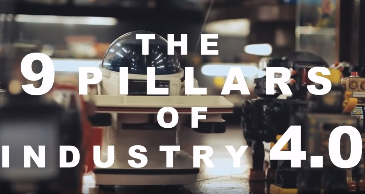 The 9 Pillars of Industry 4.0