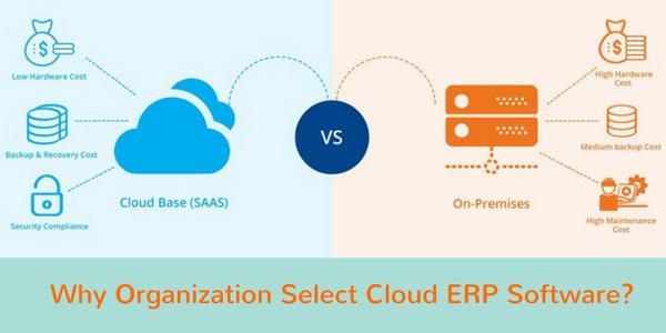 Cloud ERP vs On-Premise ERP